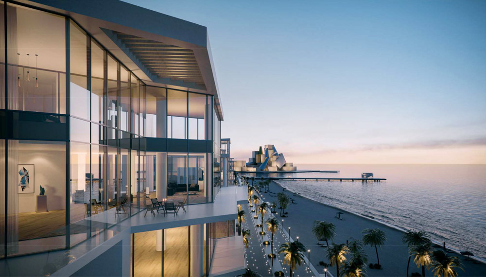 Winner of best mixed use architectural design for africa and arabia