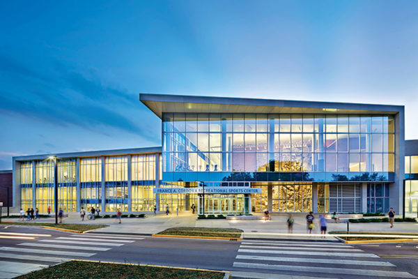 Purdue Recreational Sports Center