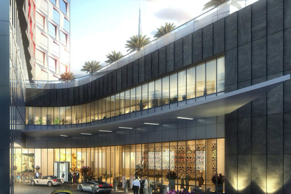 Indigo Hotel Business Bay