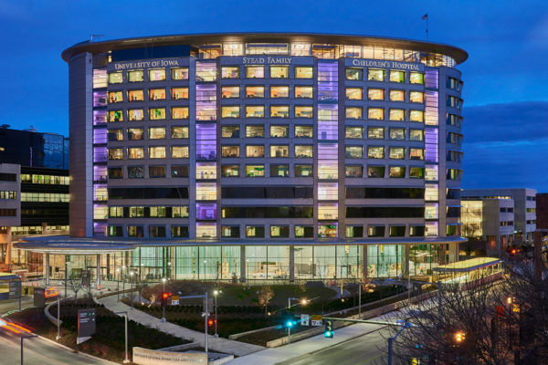 University of Iowa Children's Hospital